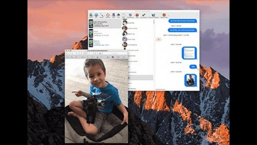 Decipher TextMessage for Mac - review, screenshots