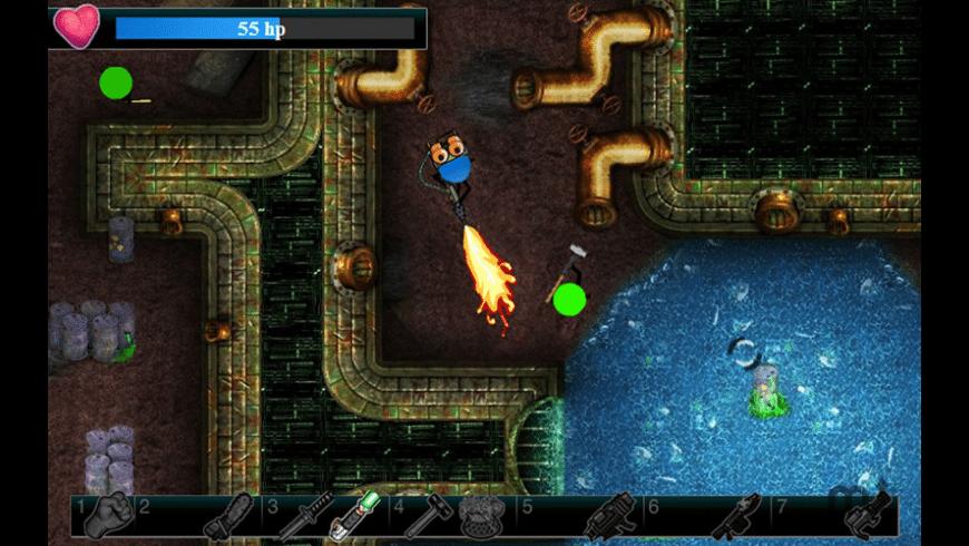 Stick RPG 2 Director's Cut for Mac - review, screenshots