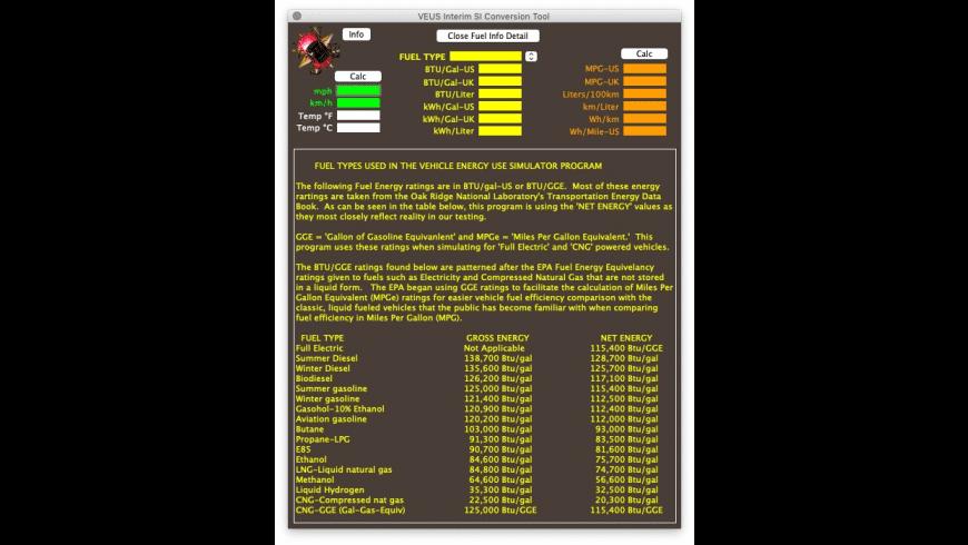 VEUS SI 2 Conversion for Mac - review, screenshots