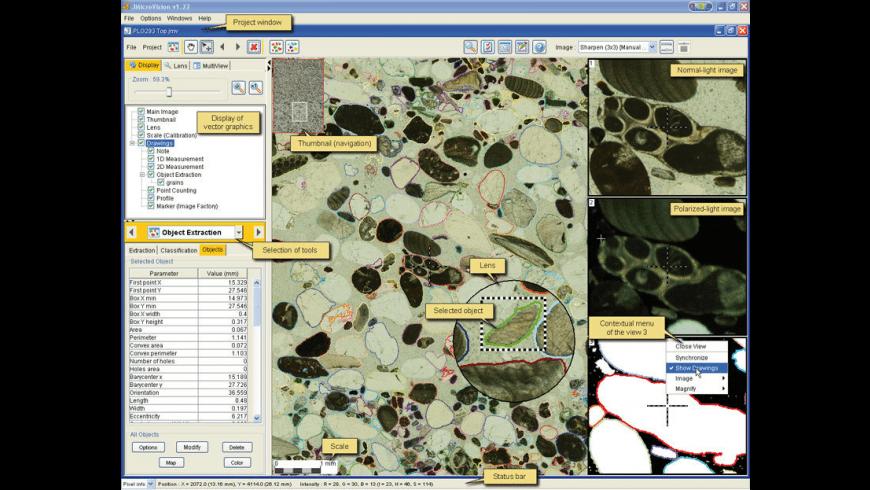 JMicroVision for Mac - review, screenshots
