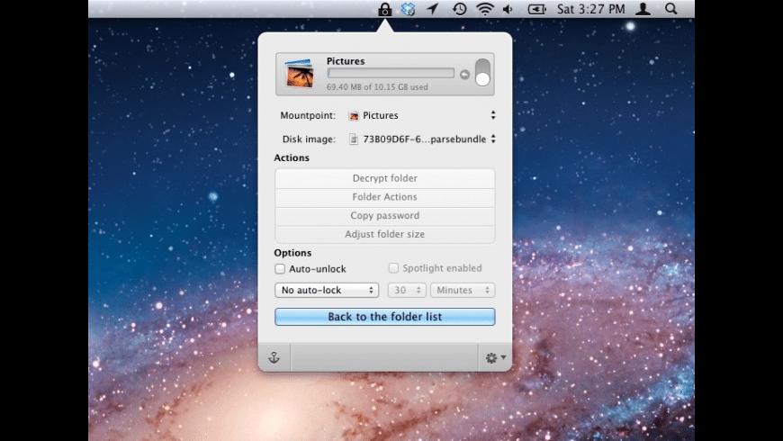Espionage for Mac - review, screenshots