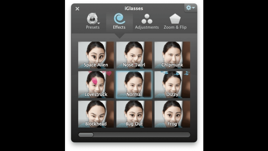 iGlasses for Mac - review, screenshots