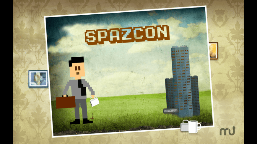 Spazcon for Mac - review, screenshots