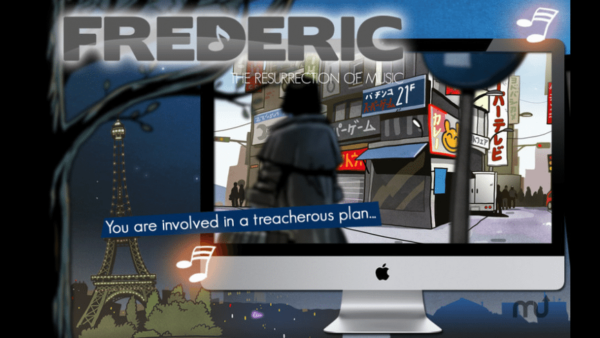 Frederic for Mac - review, screenshots