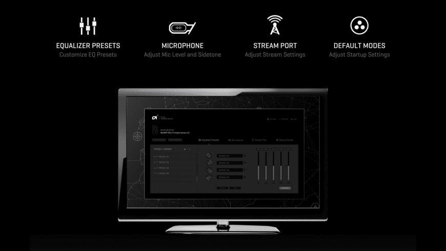 Astro Commander Center for Mac - review, screenshots