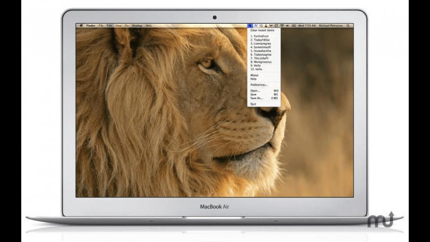 Grandview for Mac - review, screenshots
