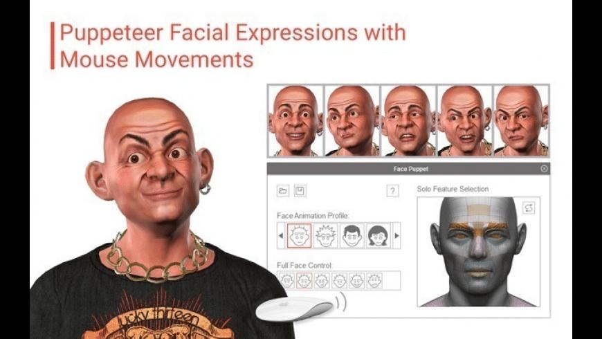 CrazyTalk Pro for Mac - review, screenshots