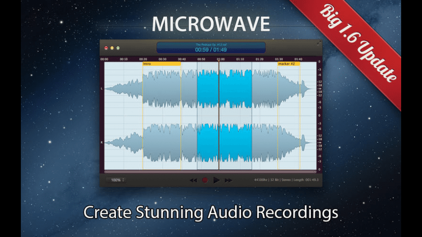 MicroWave for Mac - review, screenshots