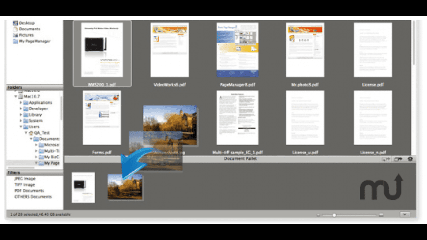 Presto! PageManager for Mac - review, screenshots