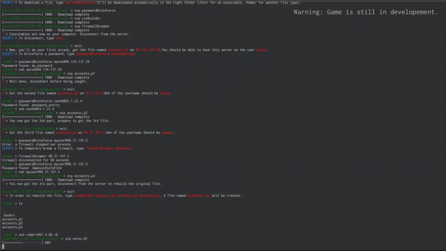 Extortion for Mac - review, screenshots
