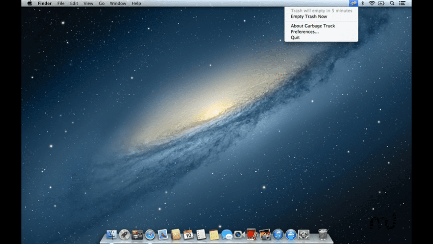 Garbage Truck for Mac - review, screenshots