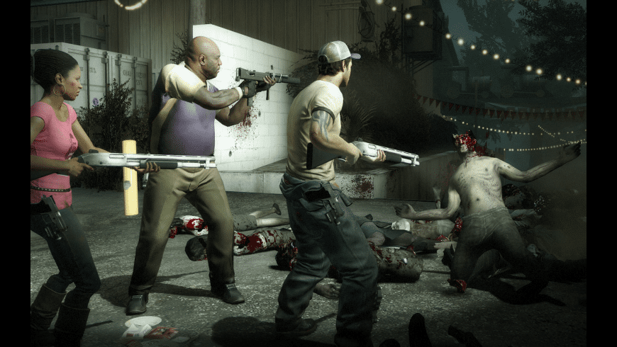 Left 4 Dead 2 for Mac - review, screenshots