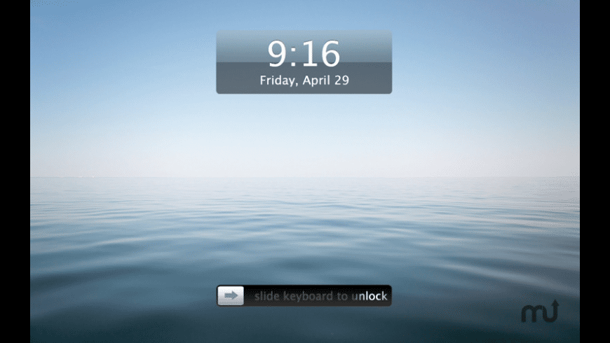 Lock Screen for Mac - review, screenshots