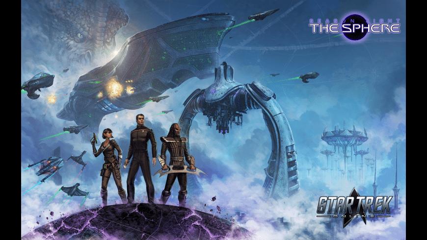 Star Trek Online for Mac - review, screenshots