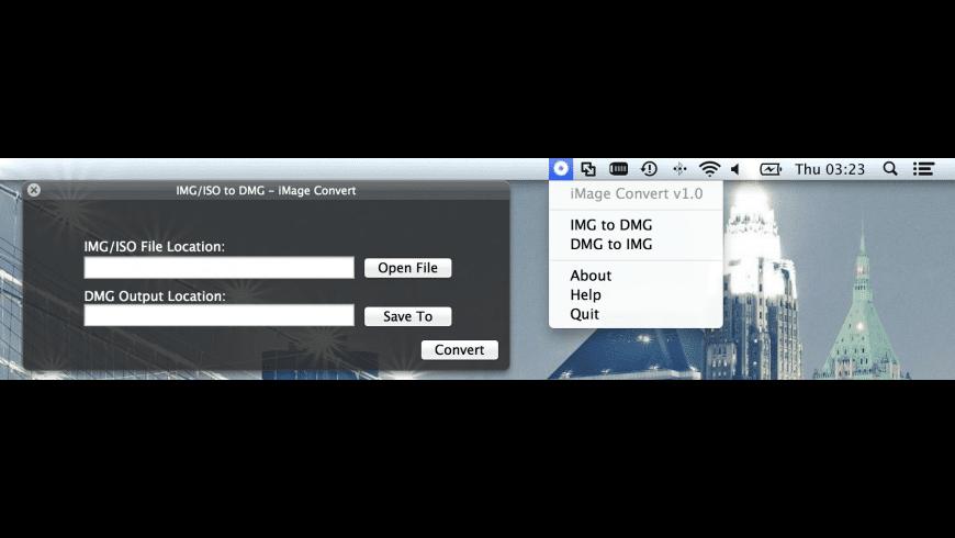 iMage Convert for Mac - review, screenshots
