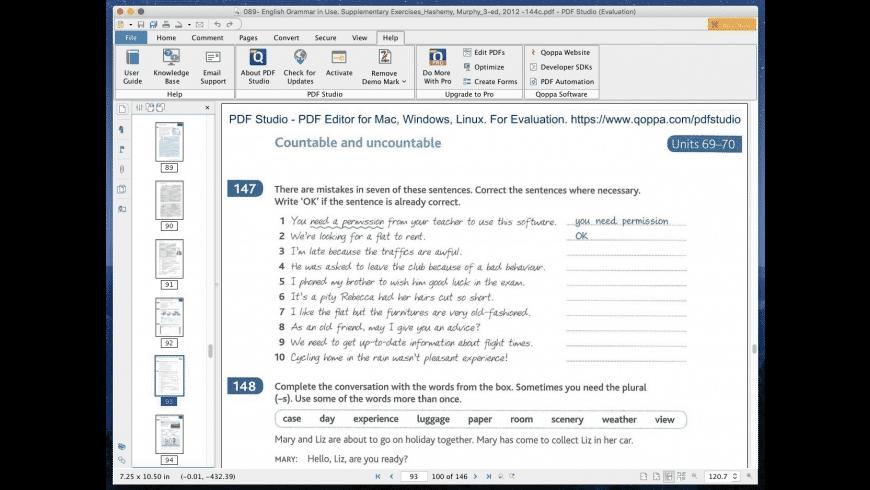 PDF Studio Standard for Mac - review, screenshots