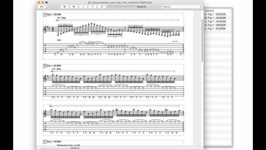 TabView for Mac - review, screenshots