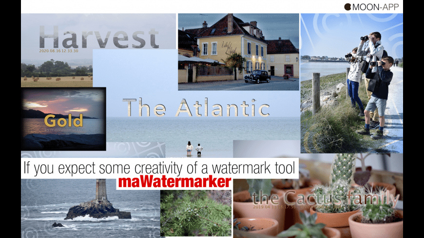 maWatermarker for Mac - review, screenshots
