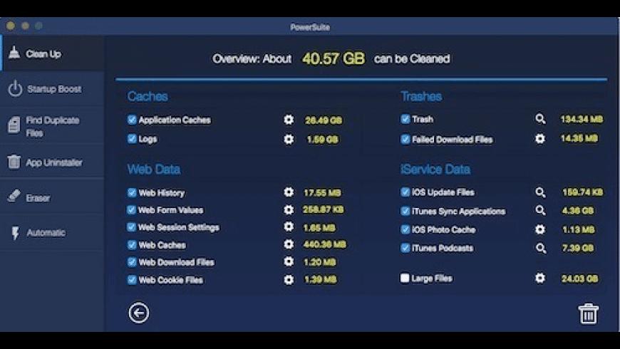 PowerSuite Premium for Mac - review, screenshots