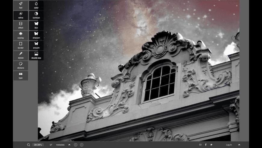 Pixlr for Mac - review, screenshots