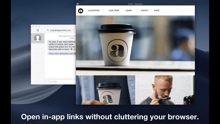 WebBuddy for Mac - review, screenshots