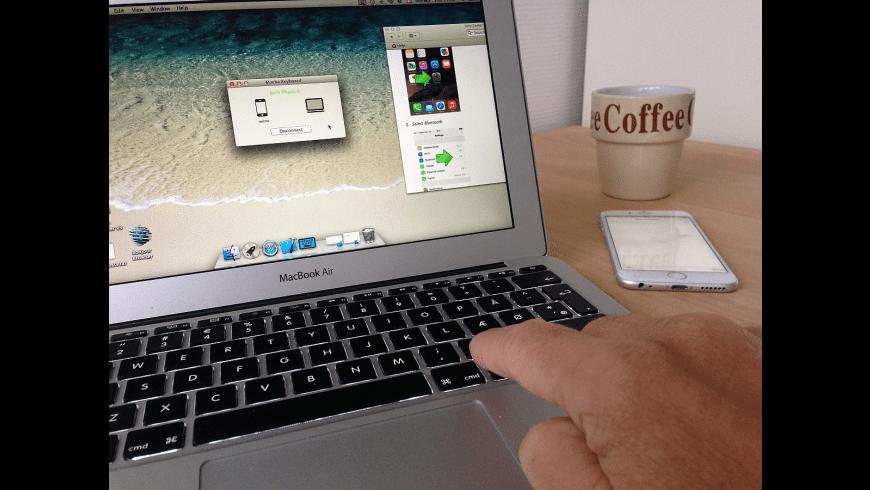 Mocha Keyboard for Mac - review, screenshots