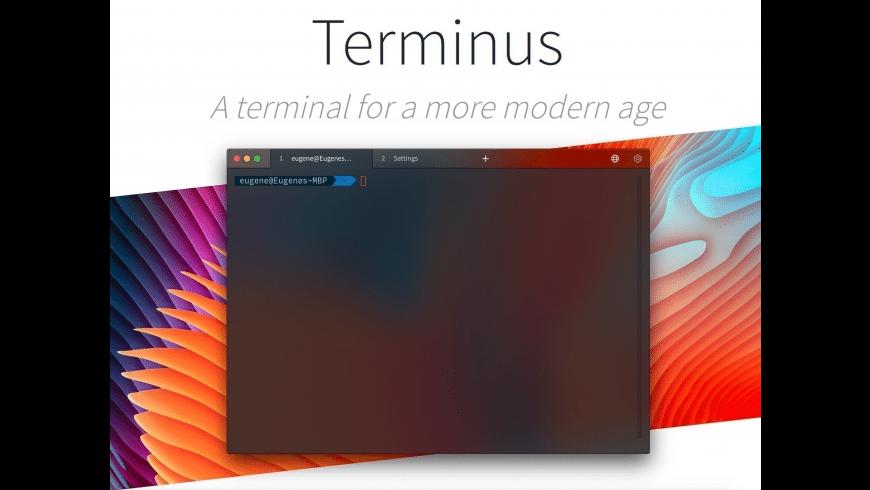 Terminus for Mac - review, screenshots