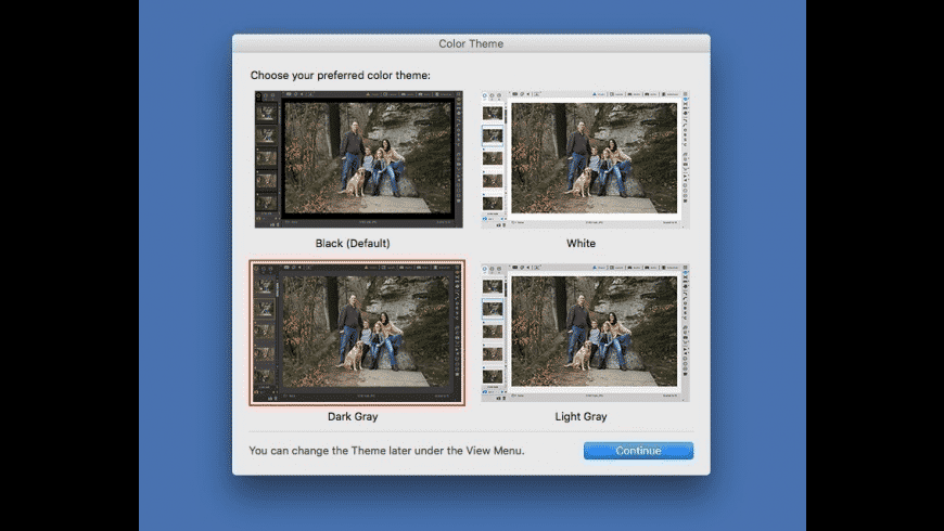 ProSelect for Mac - review, screenshots