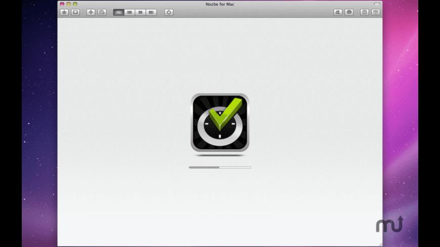 Nozbe Web for Mac - review, screenshots