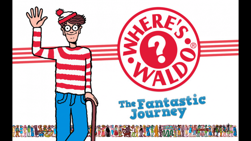 Where's Waldo? The Fantastic Journey for Mac - review, screenshots