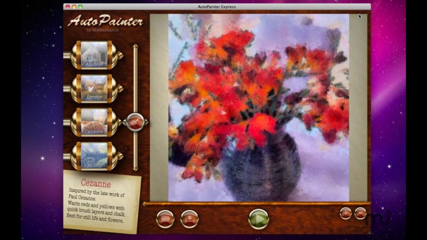 AutoPainter Express for Mac - review, screenshots