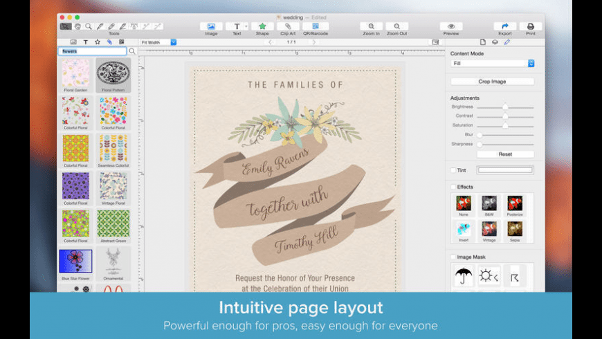 Publisher Master for Mac - review, screenshots