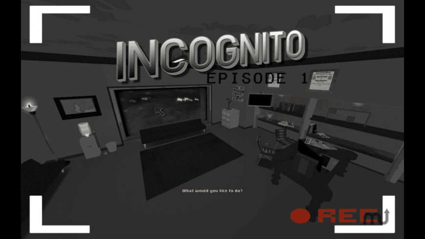 Incognito: Episode 1 for Mac - review, screenshots