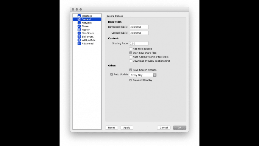 NeoLoader for Mac - review, screenshots