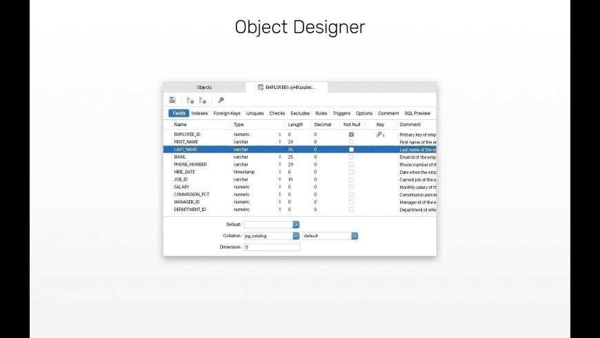 Navicat Essentials for SQLite for Mac - review, screenshots