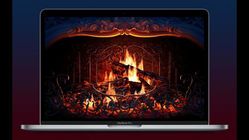 Fireplace 3D for Mac - review, screenshots