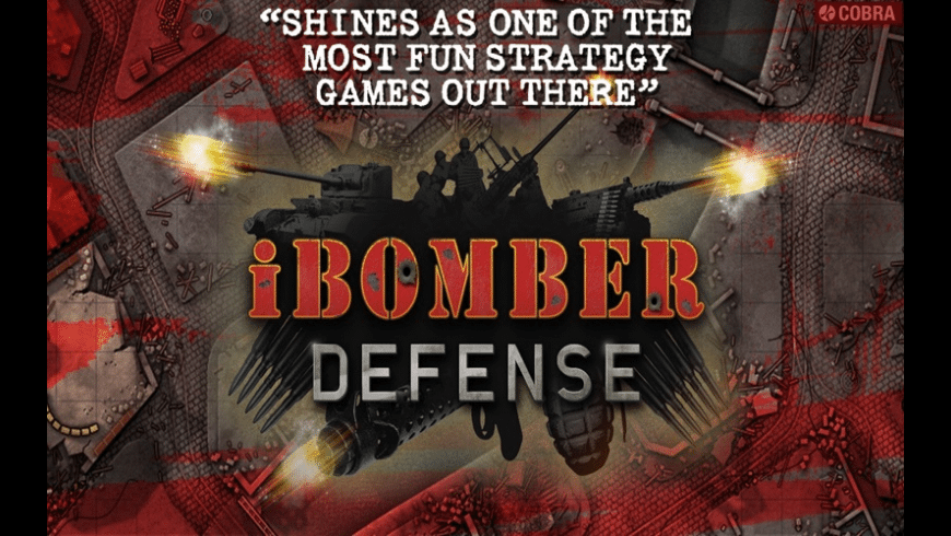 iBomber Defense for Mac - review, screenshots