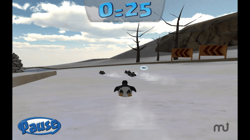 Penguin Snowcap Challenge for Mac - review, screenshots