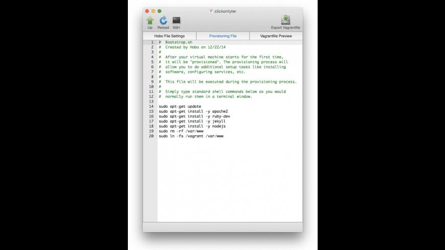 Hobo for Mac - review, screenshots