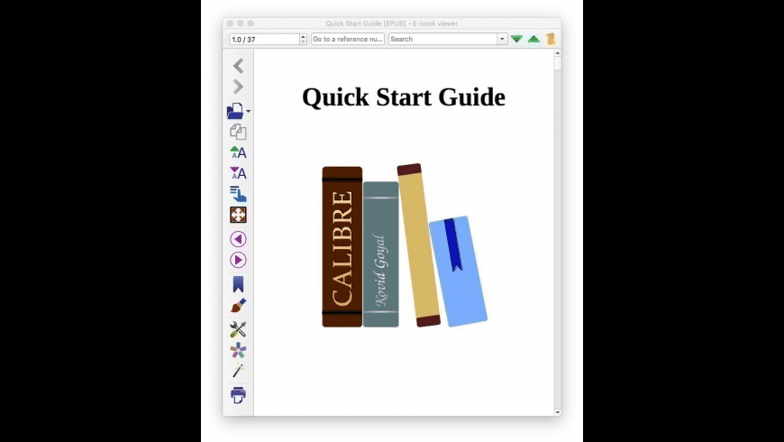 calibre for Mac - review, screenshots
