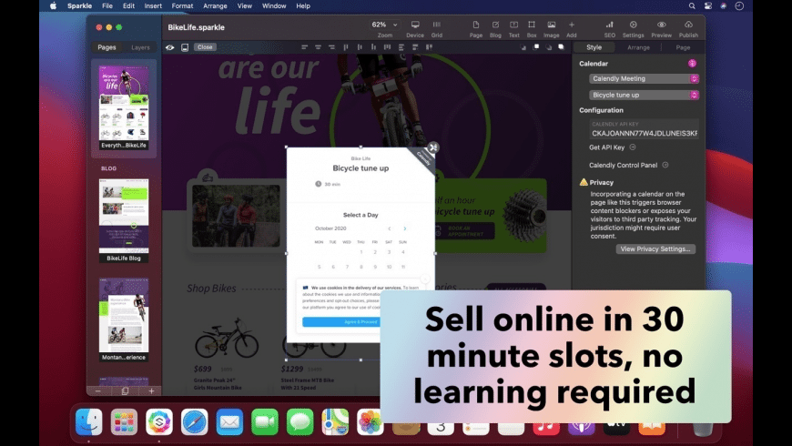 Sparkle One for Mac - review, screenshots