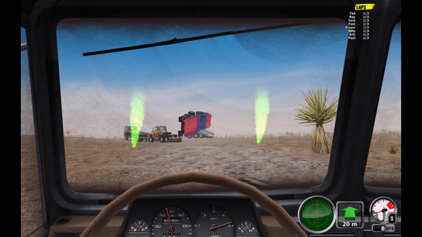 Truck Jam for Mac - review, screenshots