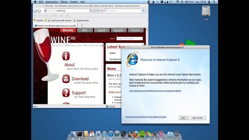 PlayOnMac for Mac - review, screenshots