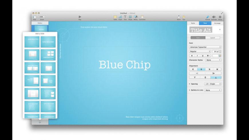 Still Themes for Mac - review, screenshots