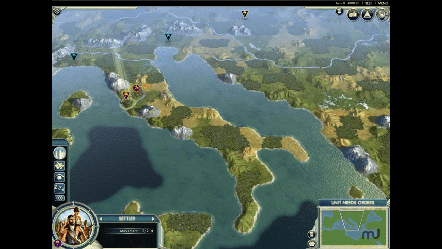Civilization V: Cradle of Civilization Maps Bundle for Mac - review, screenshots