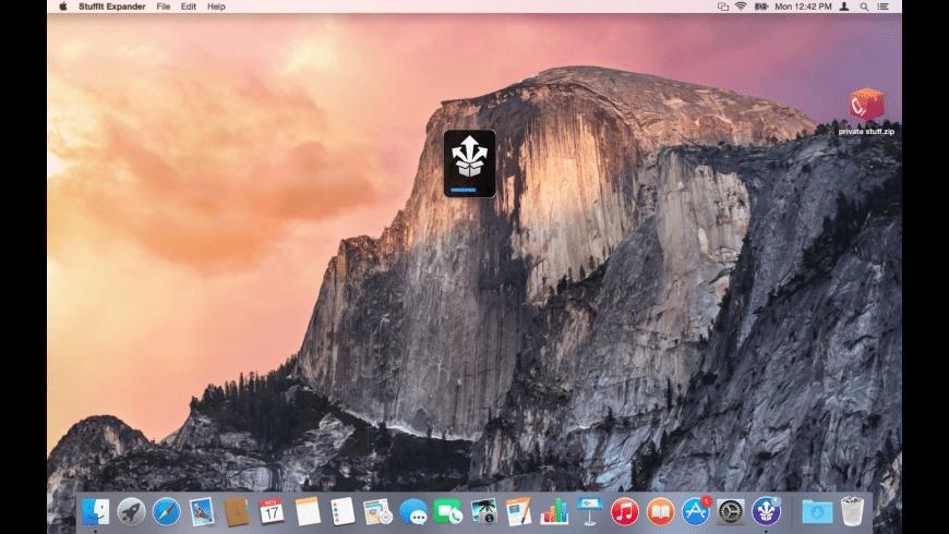 StuffIt Expander for Mac - review, screenshots
