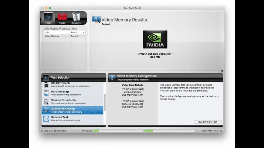 TechTool Pro for Mac - review, screenshots