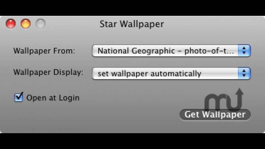 Star Wallpaper for Mac - review, screenshots