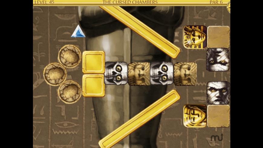 Mummy's Treasure for Mac - review, screenshots