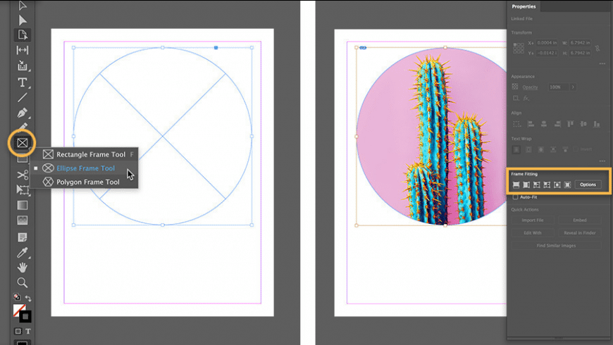 Adobe InDesign for Mac - review, screenshots